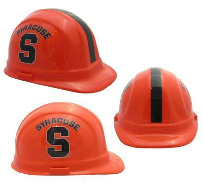 Syracuse Orangemen Safety Hats, Head - Signsdirect247.com