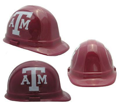 Texas A&M Aggies Safety Hats, Head - Signsdirect247.com
