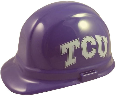 TCU Horned Frogs Safety Hats, Head - Signsdirect247.com