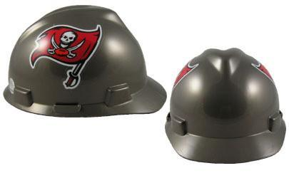 Tampa Bay Buccaneers Safety Hats, Head - Signsdirect247.com