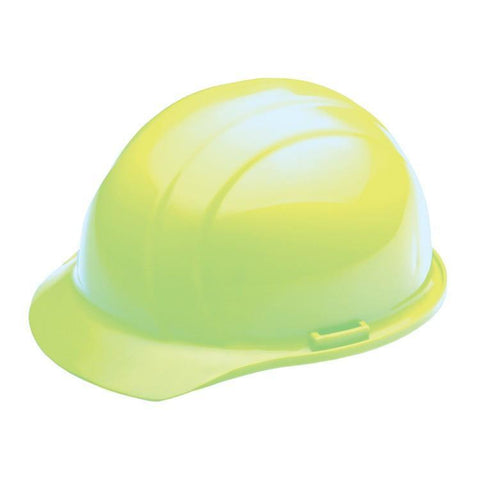 Head Protection Liberty Standard Hi Viz Lime, Head Protection - Signsdirect247.com