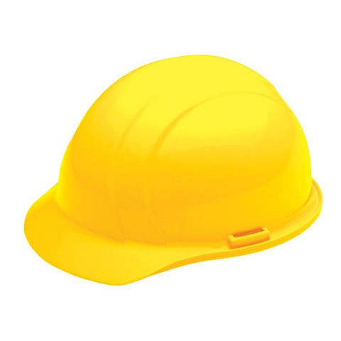 Head Protection Americana Standard Yellow, Head Protection - Signsdirect247.com