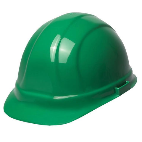 Head Protection Omega II Standard Green, Head Protection - Signsdirect247.com