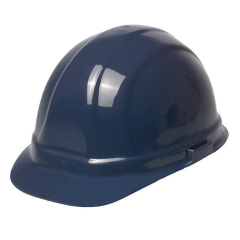 Head Protection Omega II Standard Dark Blue, Head Protection - Signsdirect247.com