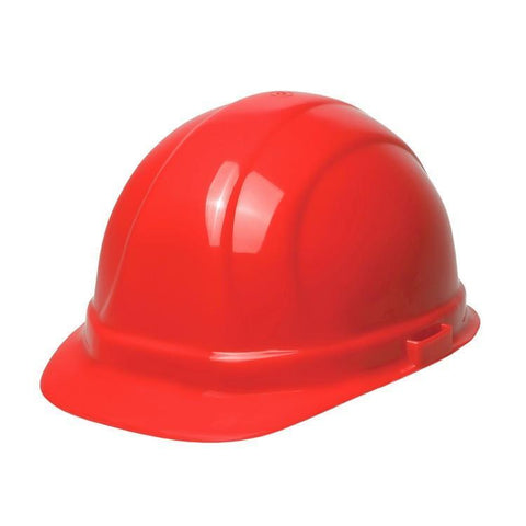 Head Protection Omega II Standard Red, Head Protection - Signsdirect247.com