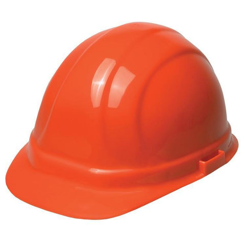 Head Protection Omega II Standard Orange, Head Protection - Signsdirect247.com