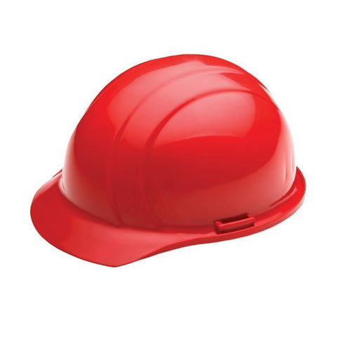 Head Protection Americana Standard Red, Head Protection - Signsdirect247.com