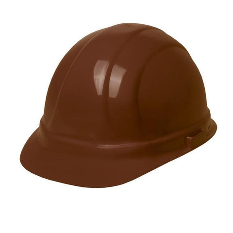Head Protection Omega II Standard Brown, Head Protection - Signsdirect247.com
