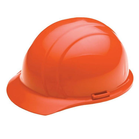 Head Protection Liberty Standard Hi Viz Orange, Head Protection - Signsdirect247.com