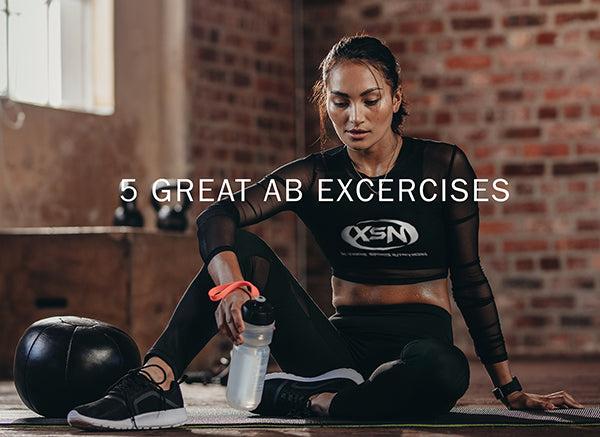 5 Great Ab Exercises