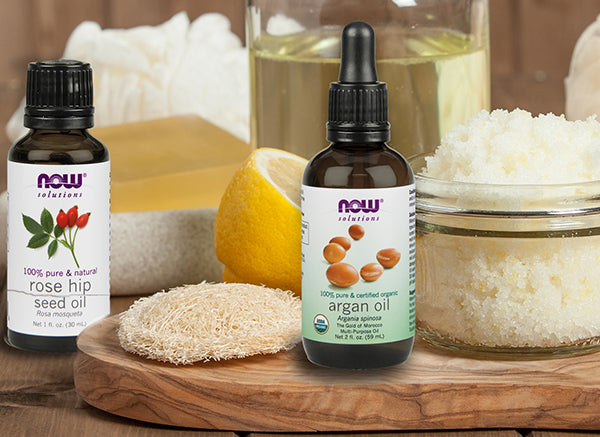 Brightening Essential Oil Body Scrub