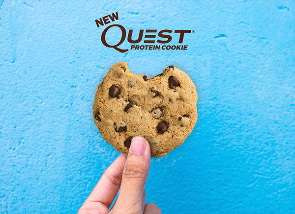 New: Quest Protein Cookie