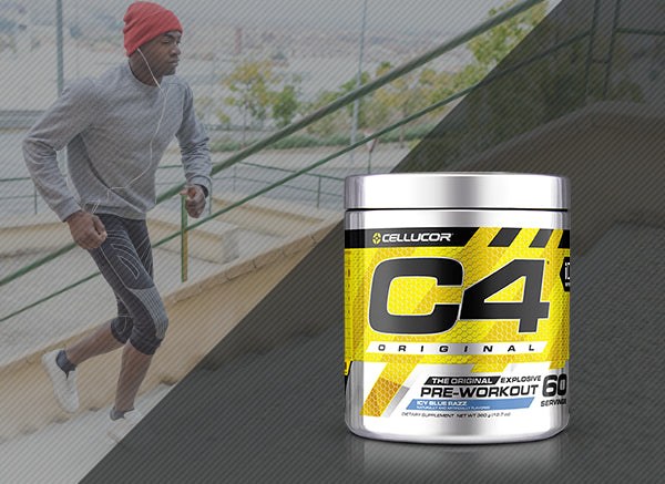 Learn Why C4 Is Americas #1 Selling Pre-Workout