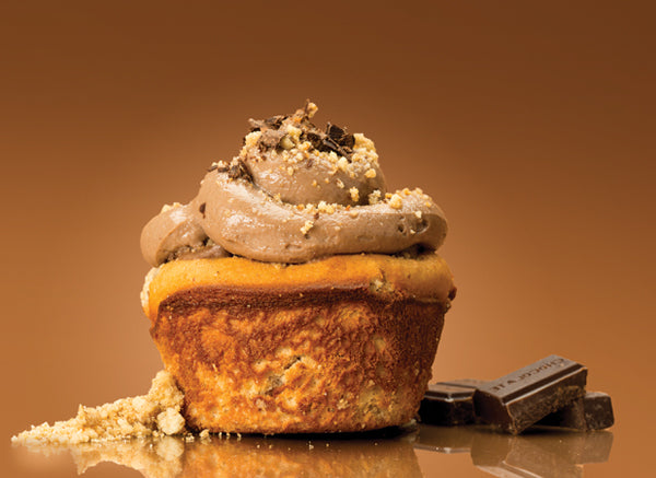 Quest Bar S'mores Cupcake Recipe