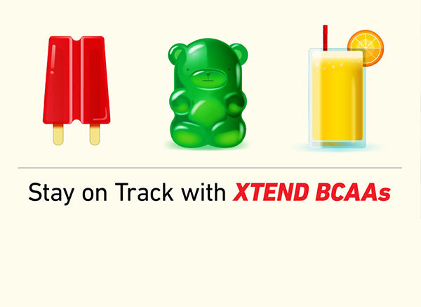 Scivation Xtend BCAA Recipes!
