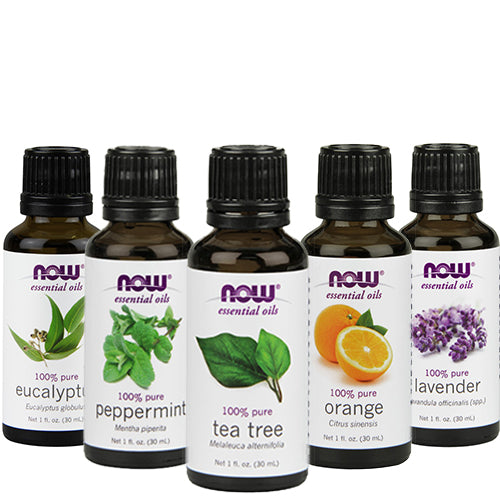 Shop NOW Foods 5-Pack Variety of NOW Essential, 1 Fluid Ounce (MB) online  essential-oil-sets