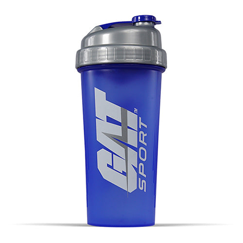 Shop GAT Sports Shaker, Blue/ Grey, 24 Ounce online  sports-nutrition-shaker-bottles