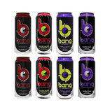 Shop VPX Bang, Variety Pack 12, 16 Fluid Ounce (8 Pack) online