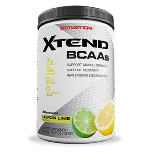 Shop Scivation Xtend BCAA, Lemon Lime Sour, 30 Serving online  branched-chain-amino-acids-nutritional-supplements