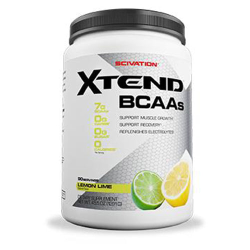 Shop Scivation Xtend BCAA, Lemon Lime Sour, 90 Serving online  branched-chain-amino-acids-nutritional-supplements