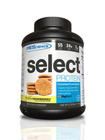 Shop PEScience Select Protein, Snickerdoodle, 55 Serving online  sports-nutrition-protein-powder-blends