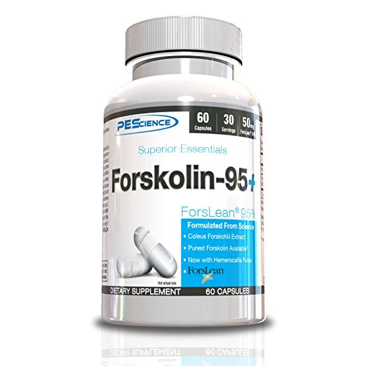 Shop PEScience FORSKOLIN-95+, 60 Capsule online  fat-burner-weight-loss-supplements