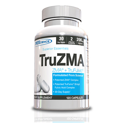 Shop PEScience TRUZMA, 120 Capsule online  zma-mineral-supplements