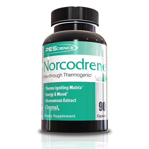 Shop PEScience Norcodrene, 90 Capsule online  fat-burner-weight-loss-supplements