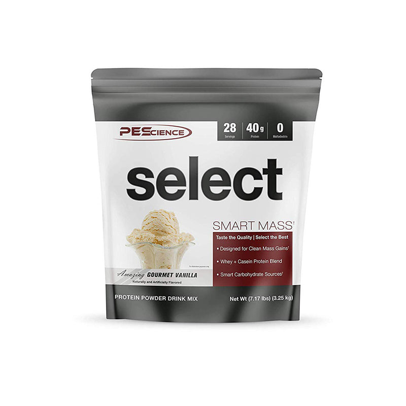 Shop PEScience  Select Smart Mass, Gourmet Vanilla, 28 Serving online  sports-nutrition-weight-gainers