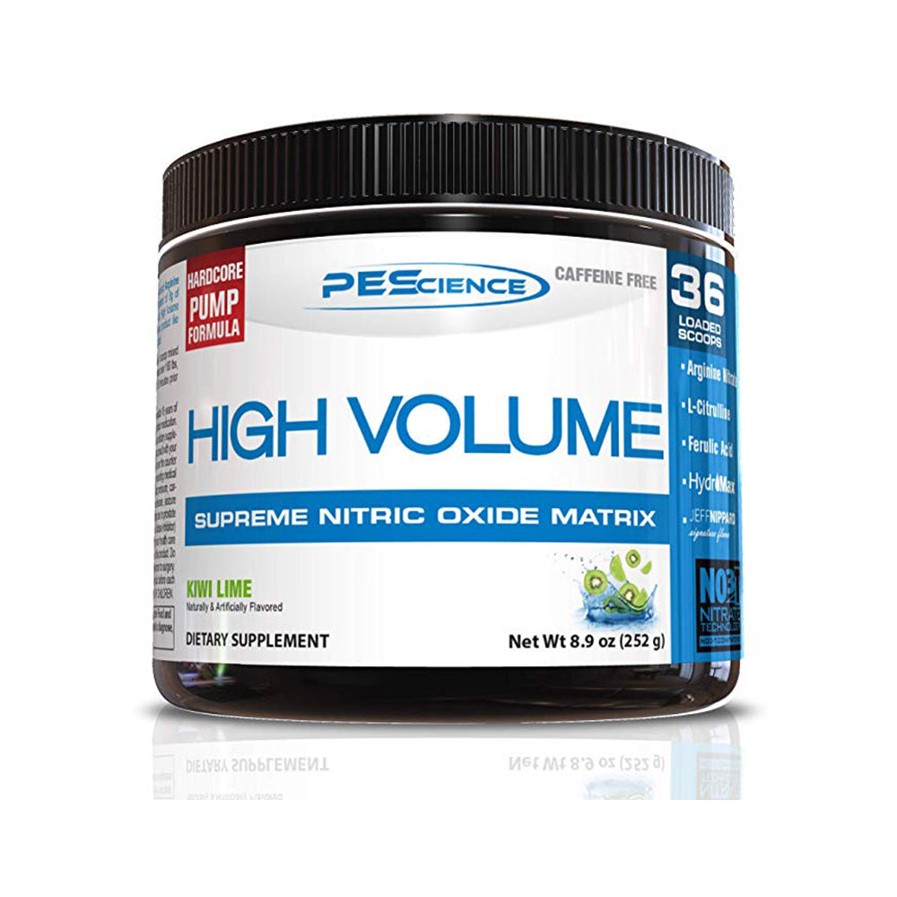 Shop PEScience High Volume, Kiwi Lime, 18 Serving online  sports-nutrition-pre-workout-supplements