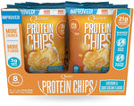 Shop Quest Nutrition Protein Chips, Cheddar & Sour Cream, 8 Count online  sports-nutrition-protein-bars