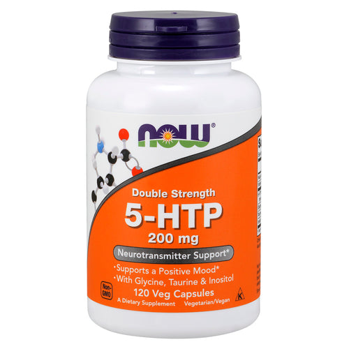 Shop NOW Foods 5-HTP 200 mg, 120 Vegetable Capsule (RH) online  5-htp-nutritional-supplements