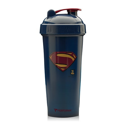 Shop PerfectShaker Justice League Series Shaker Cup, Superman, 28 Fluid Ounce online  sports-nutrition-shaker-bottles