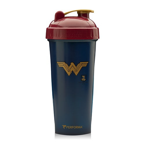 Shop PerfectShaker Justice League Series Shaker Cup, Wonder Woman, 28 Fluid Ounce online  sports-nutrition-shaker-bottles