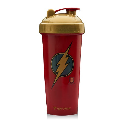 Shop PerfectShaker Justice League Series Shaker Cup, The Flash, 28 Fluid Ounce online  sports-nutrition-shaker-bottles