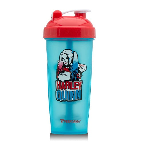 Shop PerfectShaker Justice League Series Shaker Cup, Harley Quinn, 28 Fluid Ounce online  sports-nutrition-shaker-bottles