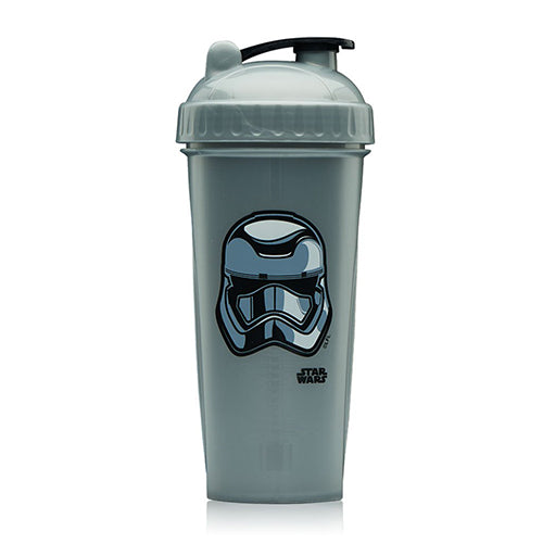 Shop PerfectShaker Star Wars Series Shaker Cup, Captain Phasma, 28 Fluid Ounce online  sports-nutrition-shaker-bottles