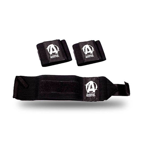 Shop Universal Nutrition Animal Pro Lifting Straps, 1 Pair online  nutritional-supplements