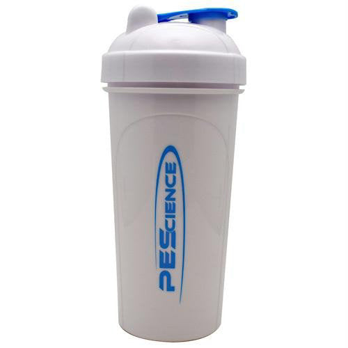 Shop PEScience Shaker Cup, White, 25 Ounce online  sports-nutrition-shaker-bottles