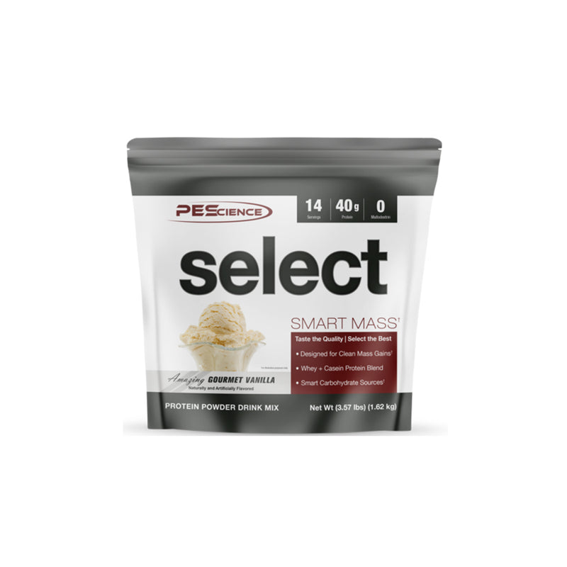 Shop PEScience  Select Smart Mass, Gourmet Vanilla, 14 Serving online  sports-nutrition-weight-gainers