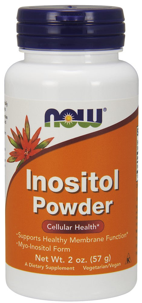 Shop NOW Foods Inositol Powder, 2 Ounce online  vitamin-b