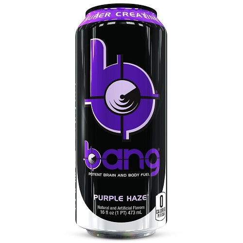 Shop VPX Bang, Purple Haze, 16 Fluid Ounce (12 Pack) online  sports-nutrition-endurance-and-energy-drinks