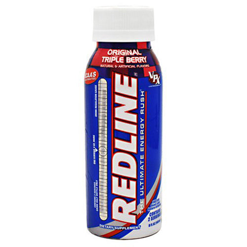 Shop VPX Redline RTD, Original Triple Berry, 8 Fluid Ounce online  sports-nutrition-endurance-and-energy-drinks