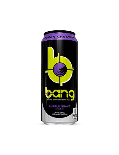 Shop VPX Bang, Purple Guava Pear, 16 Fluid Ounce (12 Pack) online  sports-nutrition-endurance-and-energy-drinks