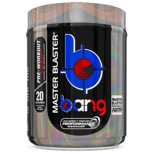 Shop Bang Master Blaster, Star Blast, 20 Serving online  sports-nutrition-pre-workout-supplements