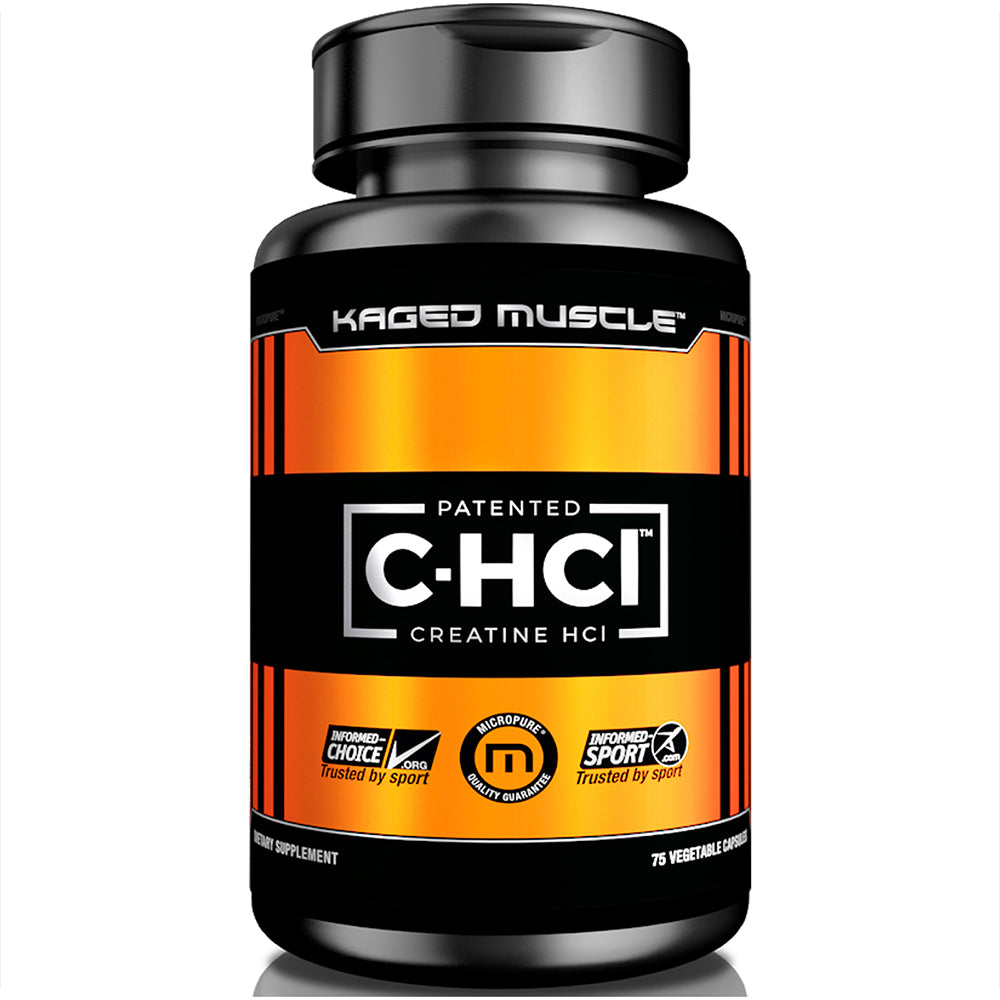 Shop Kaged Muscle C-HCI, 75 Vegetable Capsule online  creatine-nutritional-supplements