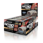 Shop MuscleTech Nitro Tech Crunch, Cookies & Cream, 12 Count online  sports-nutrition-protein-bars
