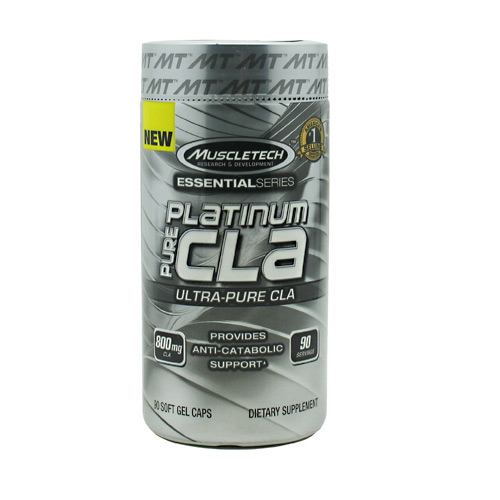 Shop MuscleTech Pure CLA, 90 Serving online  cla-weight-loss-supplements
