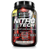 Shop MuscleTech Performance Series Nitro-Tech, Cookies and Cream, 2 Pound online  sports-nutrition-whey-protein-powders