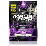 Shop MuscleTech Mass Tech, Milk Chocolate, 12 Pound online  sports-nutrition-weight-gainers